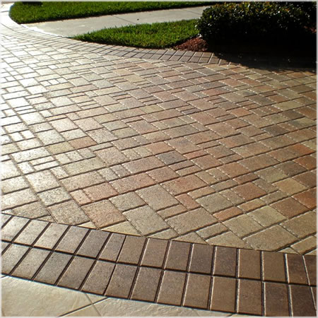 Destin Fl Wet Look Paver Sealer